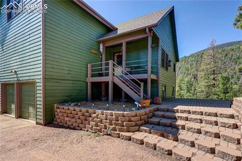 Tiny photo for 6215 O Be Joyful Point, Manitou Springs, CO 80829 (MLS # 7238326)