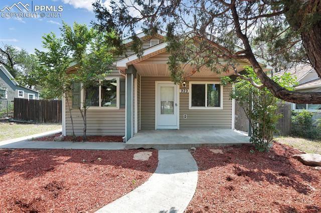 929 Conejos Street, Colorado Springs, CO 80903 - #: 5489326