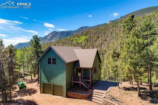 Photo for 6215 O Be Joyful Point, Manitou Springs, CO 80829 (MLS # 7238326)