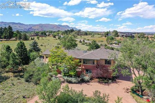 Photo of 1460 Mesa Road, Colorado Springs, CO 80904 (MLS # 2418327)