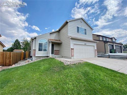 Photo of 6679 Lemhi Drive, Colorado Springs, CO 80911 (MLS # 2627327)