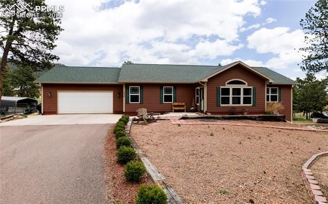 Photo for 1075 S Woodland Avenue, Woodland Park, CO 80863 (MLS # 3018327)