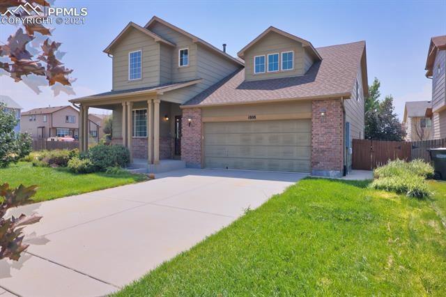1808 Sheringham Drive, Colorado Springs, CO 80951 - #: 4645327