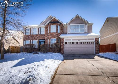 Photo of 4655 Poleplant Drive, Colorado Springs, CO 80918 (MLS # 3553328)