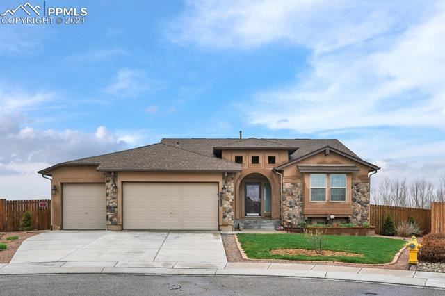 Photo for 7797 Desert Wind Drive, Colorado Springs, CO 80923 (MLS # 5451328)