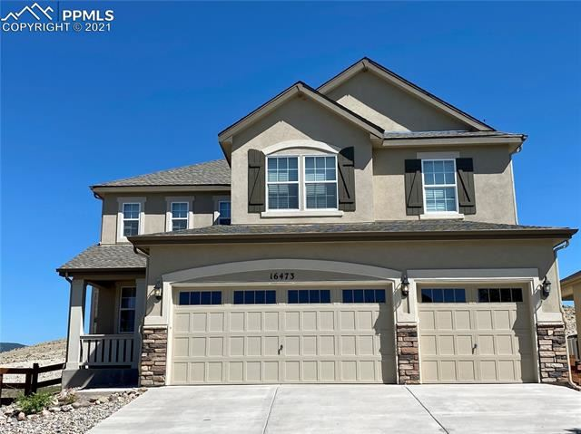 16473 Curled Oak Drive, Monument, CO 80132 - #: 1957329