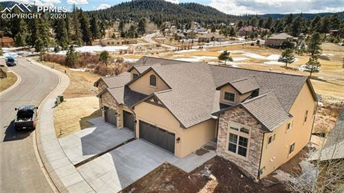 Photo of 1308 Longs Point #4, Woodland Park, CO 80863 (MLS # 7170330)