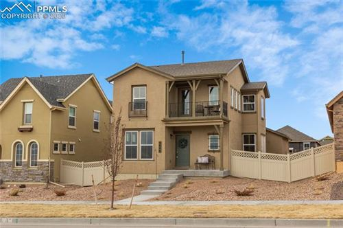 Photo of 9846 Wolf Lake Drive, Colorado Springs, CO 80924 (MLS # 1803331)