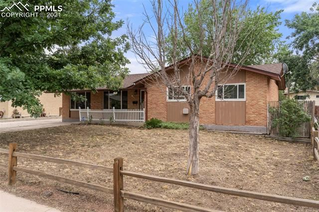 149 Grinnell Street, Colorado Springs, CO 80911 - #: 2226331