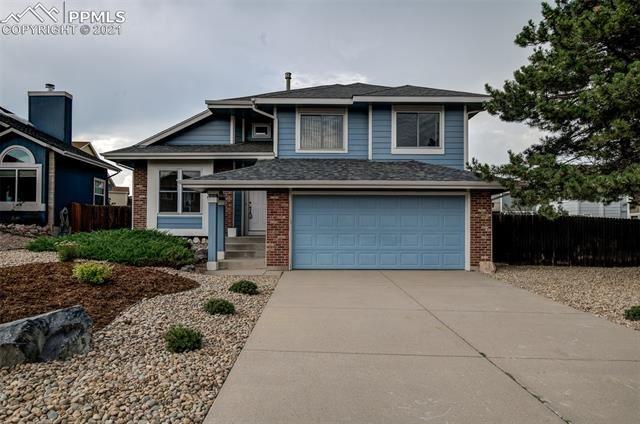 3560 Birnamwood Drive, Colorado Springs, CO 80920 - #: 9444332