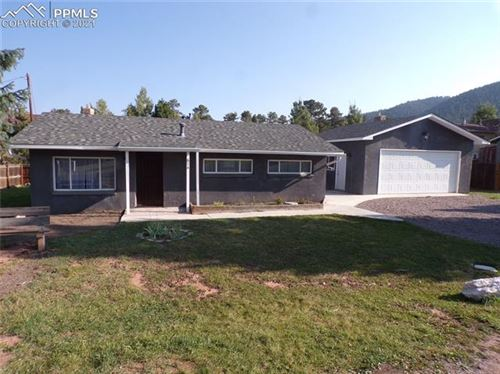 Photo of 614 N Park Drive, Woodland Park, CO 80863 (MLS # 4308333)