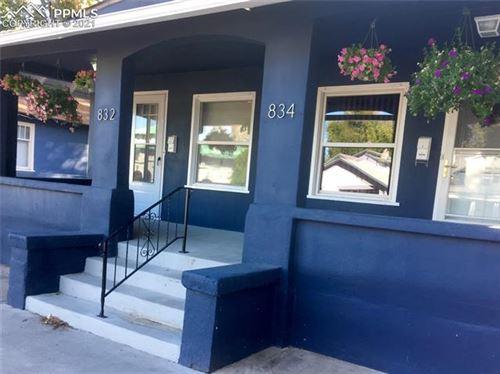 Photo of 832 Berkley Avenue #834, Pueblo, CO 81004 (MLS # 8318333)