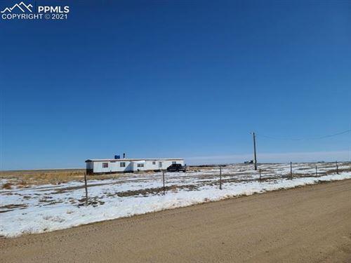 Photo of 10095 E Edison Road, Yoder, CO 80864 (MLS # 1634334)