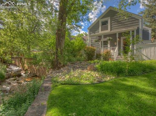 Photo of 208 Ruxton Avenue, Manitou Springs, CO 80829 (MLS # 6143335)