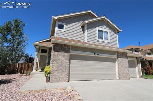 Photo of 5356 Belle Star Drive, Colorado Springs, CO 80922 (MLS # 1869337)