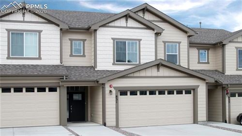 Photo of 831 Marine Corps Drive, Monument, CO 80132 (MLS # 6021337)