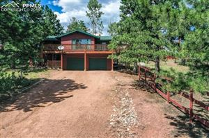 Photo of 106 Pike View Avenue, Woodland Park, CO 80863 (MLS # 3972338)