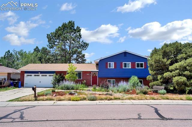 2711 Westwood Boulevard, Colorado Springs, CO 80918 - #: 9833338