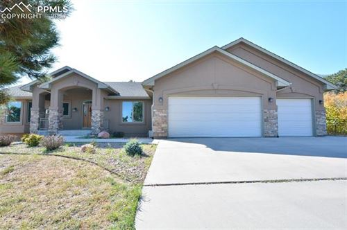 Photo of 4525 Sandstone Drive, Monument, CO 80132 (MLS # 2607341)