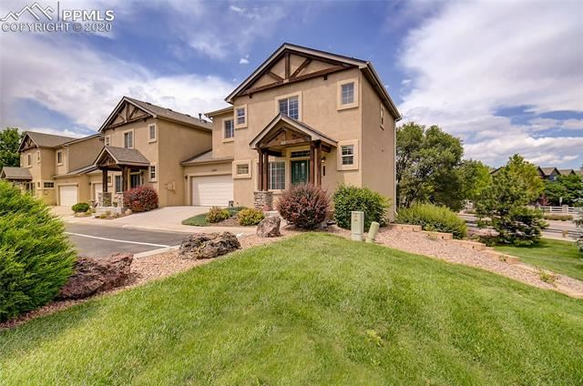 Photo for 1204 Chesham Village Point, Colorado Springs, CO 80907 (MLS # 6730341)