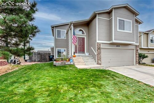 Photo of 6830 Bear Tooth Drive, Colorado Springs, CO 80923 (MLS # 4883342)