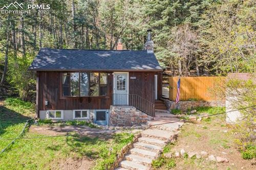 Photo of 3744 Hill Drive, Colorado Springs, CO 80906 (MLS # 3110344)