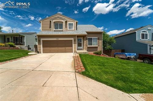 Photo of 1320 Ancestra Drive, Fountain, CO 80817 (MLS # 5537344)