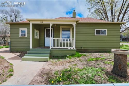Photo of 529 S Prospect Street, Colorado Springs, CO 80903 (MLS # 6662344)
