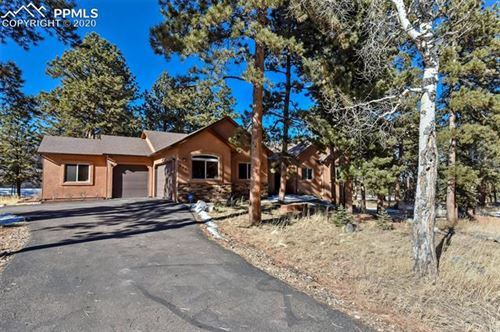 Photo of 200 Wildrose Court, Woodland Park, CO 80863 (MLS # 1212347)