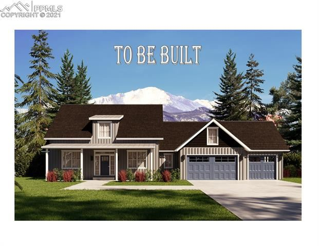 11495 Bison Meadows Court, Colorado Springs, CO 80908 - #: 6268347