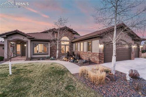 Photo of 7636 Solitude Lane, Colorado Springs, CO 80919 (MLS # 7641348)