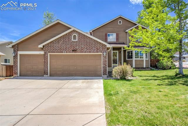 6557 Cabana Circle, Colorado Springs, CO 80923 - #: 5198348