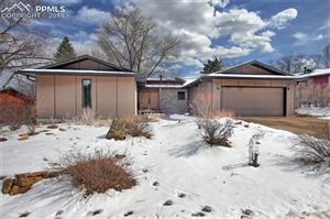 Photo of 325 Sutherland Place, Manitou Springs, CO 80829 (MLS # 3773349)