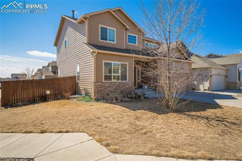 Photo of 5971 Dancing Sun Way, Colorado Springs, CO 80911 (MLS # 5451349)