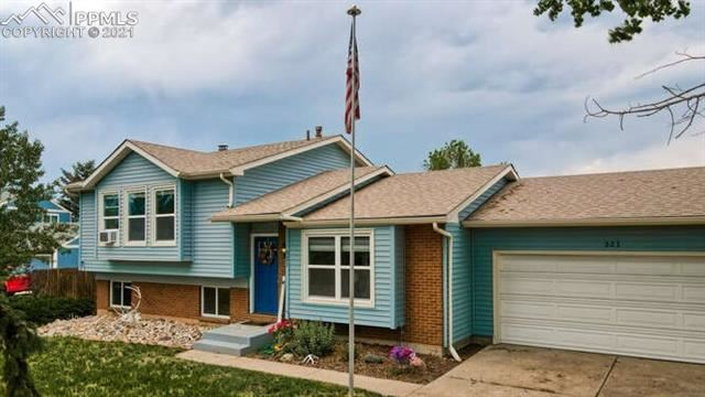321 Buttonwood Court, Monument, CO 80132 - #: 2273349