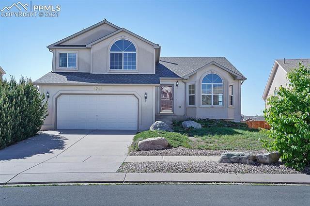 6762 Wild Indigo Drive, Colorado Springs, CO 80923 - #: 4203349