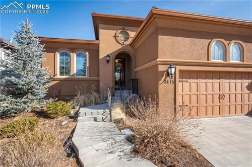 Photo of 3415 Signature Golf Point, Colorado Springs, CO 80904 (MLS # 9373350)
