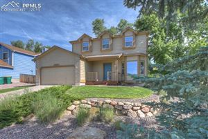 Photo of 7160 Nettlewood Place, Colorado Springs, CO 80918 (MLS # 2764351)