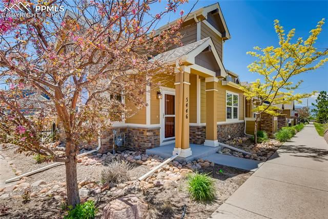 5446 Jordy Russ Grove, Colorado Springs, CO 80924 - #: 8314353