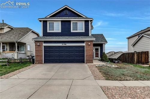 Photo of 5096 Stone Fence Drive, Colorado Springs, CO 80922 (MLS # 3470354)