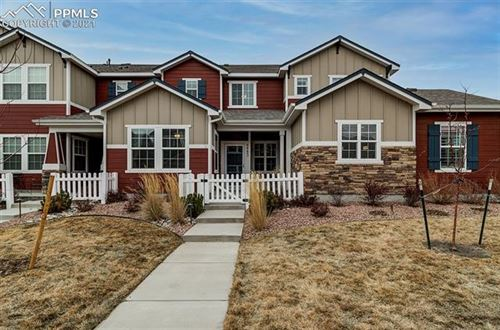 Photo of 8883 White Prairie View, Colorado Springs, CO 80924 (MLS # 5315354)