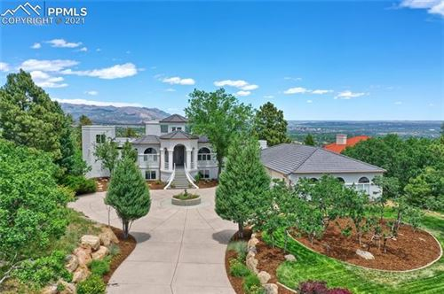 Photo of 4650 BRADFORD HEIGHTS Heights, Colorado Springs, CO 80906 (MLS # 7096354)