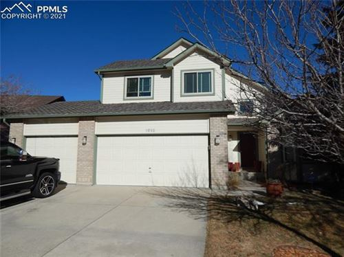Photo of 1615 Manning Way, Colorado Springs, CO 80919 (MLS # 3928357)