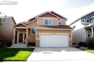 Photo of 2441 Sierra Springs Drive, Colorado Springs, CO 80916 (MLS # 5379358)