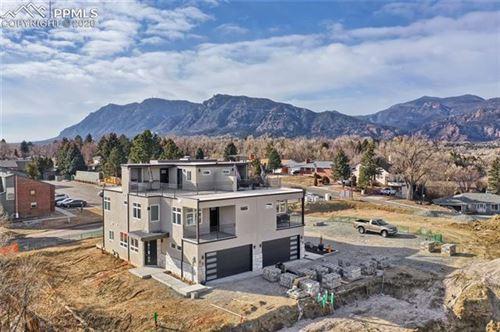 Photo of 54 Sommerlyn Road, Colorado Springs, CO 80906 (MLS # 9407359)