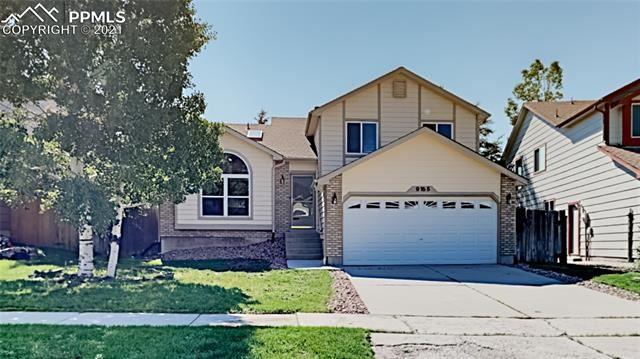 9165 Bellcove Circle, Colorado Springs, CO 80920 - #: 3519359