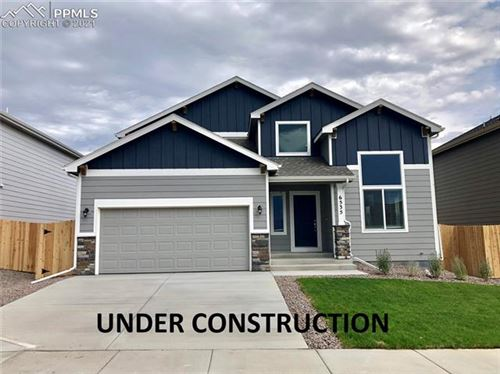 Photo of 10722 Witcher Drive, Colorado Springs, CO 80925 (MLS # 2198361)