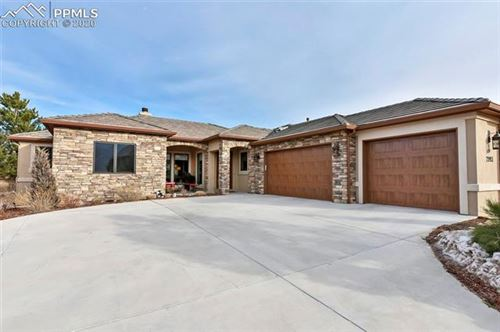 Photo of 2993 Cathedral Park View, Colorado Springs, CO 80904 (MLS # 3290361)