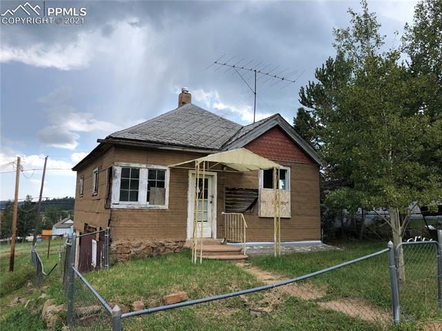 110 W Eaton Avenue, Cripple Creek, CO 80813 - #: 2462361