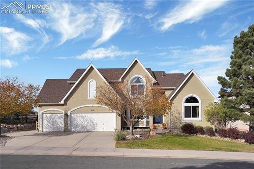 Photo of 5740 Regal View Road, Colorado Springs, CO 80919 (MLS # 7725363)